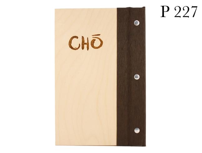 P227 Cho Back